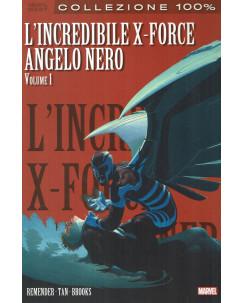 100% Best l'incredibile X Force Angelo Nerto 1 di Remender ed.Panini NUOVO SU09