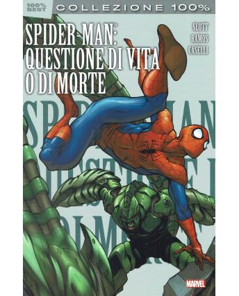 100% Best Spider-Man questione di vita o di morte Uomo Ragno ed.Panini NUOV SU09