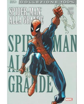 100% Best Spider-Man alla grande Uomo Ragno ed. Panini NUOVO SU09