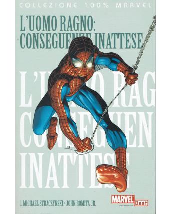 100% MArvel Spider-Man conseguenze inattese Uomo Ragno ed.Panini NUOVO SU09