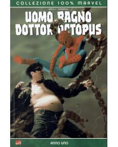 100% Marvel Uomo Ragno Dottor Octopus anno uno di Wells ed.Panini NUOVO SU09