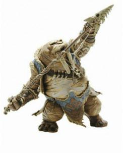 World of Warcraft Premium Figure  Tuskarr Tavru Akua  DC Direct Gd39