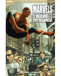 100% Marvel Marvels l'occhio della fotocamera ed.Panini NUOVO SU09
