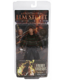 NECA A Nightmare on Elm Street Freddy Krueger Action Figure Gd33