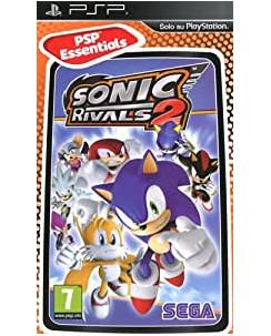 Videogioco per PSP: Sonic Rivals 2 SEGA con libretto