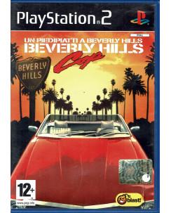 VIDEOGIOCO PER PlayStation 2: Beverly Hills Cop con libretto