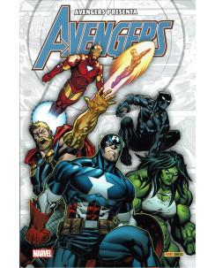 Avengers presenta: Capitan America CARTONATO ed.Panini NUOVO SU11