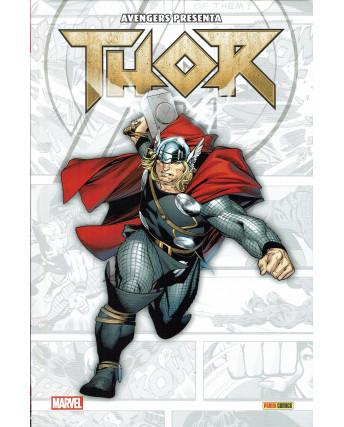 Avengers presenta: Thor CARTONATO ed.Panini NUOVO SU11