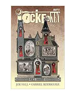 Locke & Key di Joe Hill e G.Rodriguez 7 NUOVA EDIZIONE ed.Magic Press