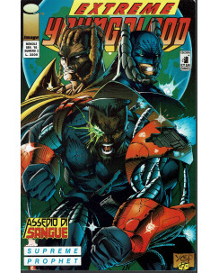 Extreme Youngblood  3 gen1995 Image di Liefeld ed. Star Comics