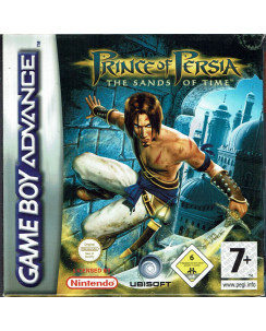 Prince of PErsia the sands of time  per Game Boy Advance Ubisoft Nintendo