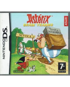 Videogioco per Nintendo DS: Asterix brain trainer 7+ Atari