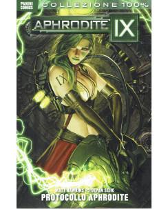 100% Aphrodite IX n.1 Protocollo Aphrodite ed.Panini NUOVO SU13