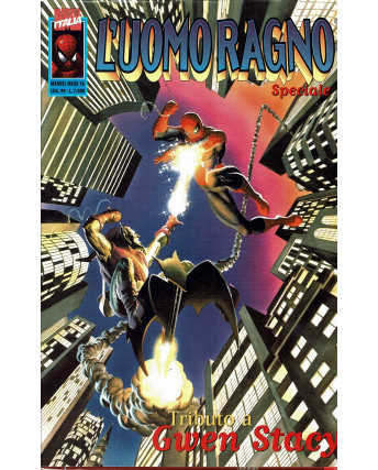 Marvel Mega n. 16 Uomo ragno speciale Tributo a Gwen Stacy ed.Marvel