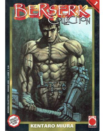 Berserk Collection n.  1 di Kentaro Miura PRIMA ed.Panini
