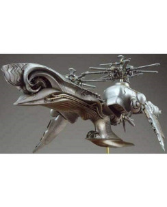 Final Fantasy VII: Aircraft Replica The Sierra KOTOBUKIYA Gd21