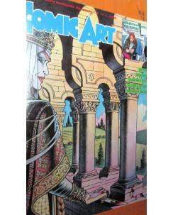 Comic Art la rivista dello spettacolo n. 73 Crepax Rotundo Hernandez FU03