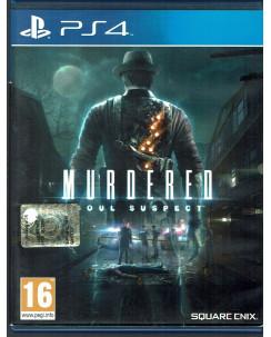 VIDEOGIOCO PER PlayStation 4: MURDERED SOUL SUSPECT ITA