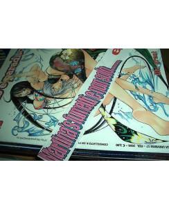Inferno e Paradiso n. 26 di Oh! Great * Air Gear Prima Edizione Planet Manga