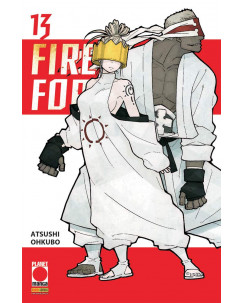 Fire Force 13 di Atsuhi Ohkubo ed. PANINI