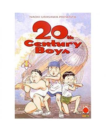 20th Century Boys n. 1 di Naoki Urasawa ed.Panini Sesta Ristampa