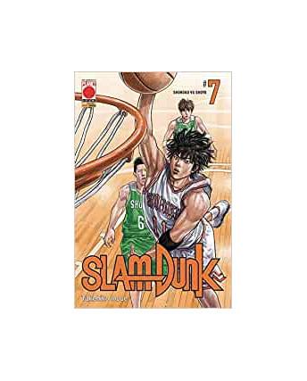 Slam Dunk  7 NUOVA EDIZIONE di Takehiko Inoue ed.Panini