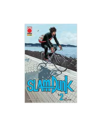 Slam Dunk  2 NUOVA EDIZIONE di Takehiko Inoue ed.Panini