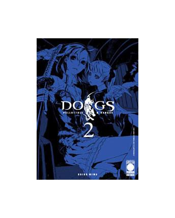 Dogs: Pallottole & Sangue n. 2 di Shiro Miwa - Prima ed. Planet Manga