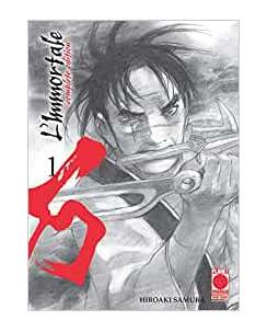 L'immortale  1 COMPLETE EDITION di Hiroaki Samura NUOVO ed.Panini