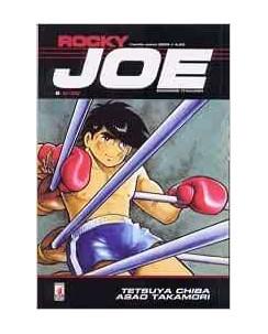 Rocky Joe  n. 6 di Chiba e Takamori ed. Star Comics