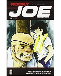 Rocky Joe  n.19 di Chiba e Takamori ed. Star Comics