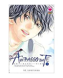 A un passo da te n. 2 di Io Sakisaka Ao Haru Ride ristampa ed. Panini