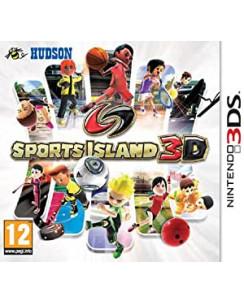 Videogioco per Nintendo 3DS: Sport Island 3d ITA +12
