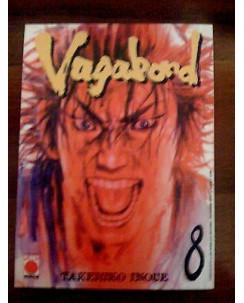 Vagabond n. 8 di Takehiko Inoue Ed. Panini Comics