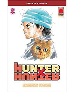 Hunter x Hunter n. 32 di Yoshihiro Togashi NUOVO Ristampa ed.Panini