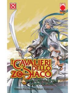 I Cavalieri dello Zodiaco: The lost Canvas n.  8 di M.Kurumada ed.Panini
