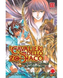 I Cavalieri dello Zodiaco: The lost Canvas n. 11 di M.Kurumada ed.Panini NUOVO