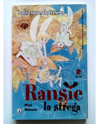 Ransie La Strega - Batticuore Notturno di Koi Ikeno N. 2 ed. Star Comics