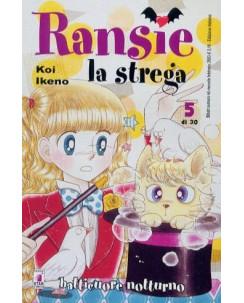 Ransie La Strega - Batticuore Notturno di Koi Ikeno N. 5 ed. Star Comics