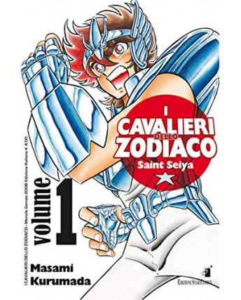 I Cavalieri dello Zodiaco Perfect Ed. n. 1 di Kurumada ed.Star Comics