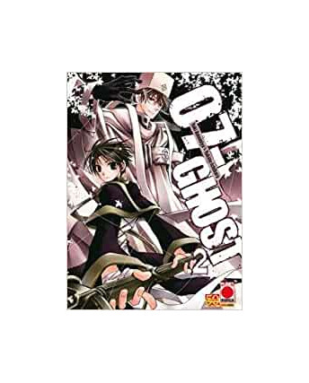 07 Ghost n. 02 di Y.Amemiya Y.Ichihara ed.Panini