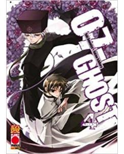 07 Ghost n. 04 di Y.Amemiya Y.Ichihara ed.Panini