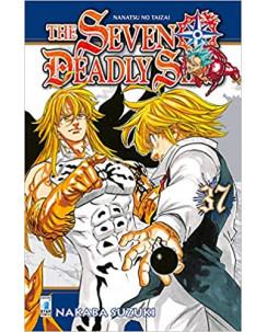 The Seven Deadly Sins  37 di N. Sauzuki ed. Star Comics