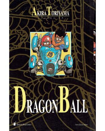 DRAGON BALL BOOK EDITION n.15 con sovracopertina di A.Toriyama, ed.STAR COMICS