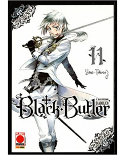 Black Butler n.11 di Yana Toboso - Kuroshitsuji Prima ed.Panini
