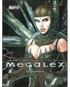 Megalex L'INTEGRALE di Jodorowsky, Beltran NUOVO ed. Magic Press