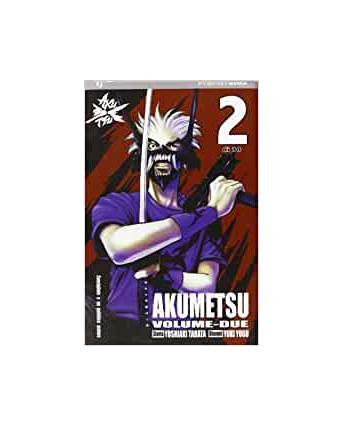 Akumetsu  2 di Yoshiaki Tabata & Yuki Yogo ed.Jpop NUOVO