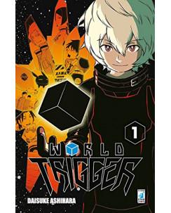 World Trigger  1 di Daisuke Asihara Ed.Star Comics NUOVO