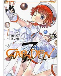 7 Garden  7 di M.Izumi ed.JPOP NUOVO
