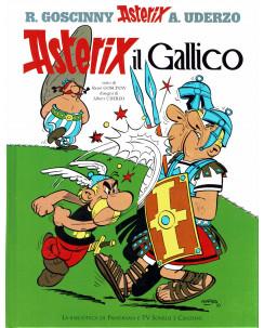 ASTERIX  3 Asterix il Gallico di Uderzo e Goscinny ed. Tv sorrisi/Panorama FU06